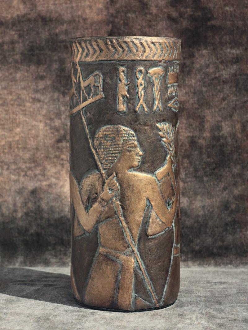 Egyptiläinen pylväs