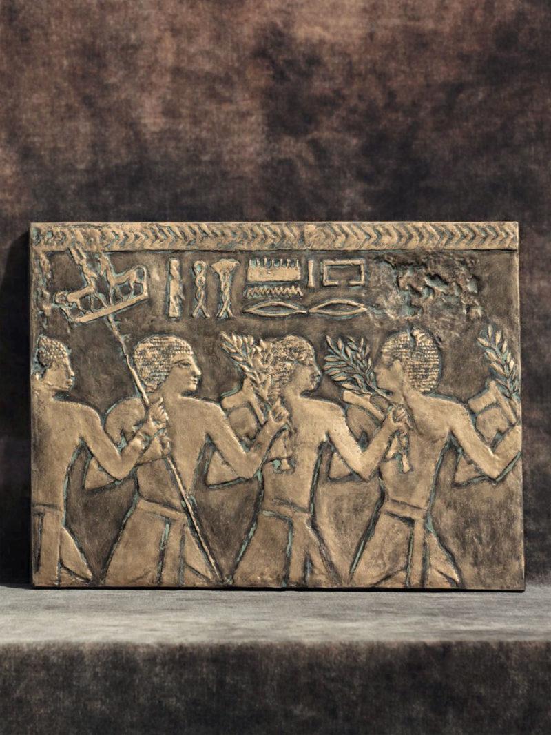 Luxorin reliefi